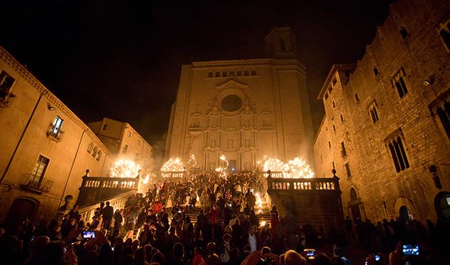 Cerimònia del foc © Carles Palacio