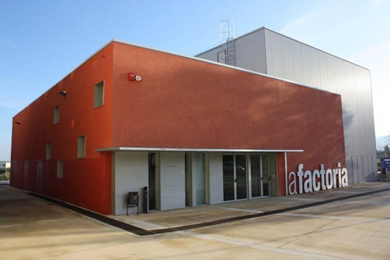 La Factoria d'Arts Escèniques de Banyoles